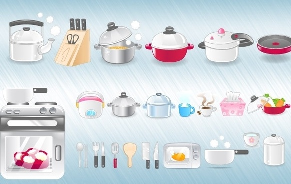 Kitchen Icons