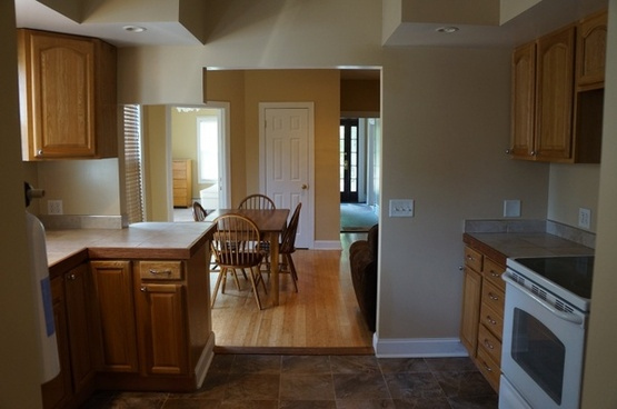 kitchen room table