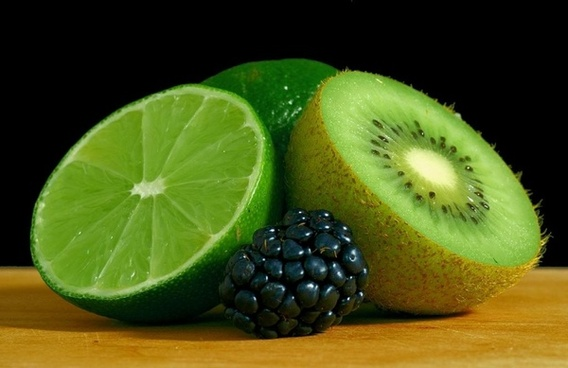 kiwi blackberry lime