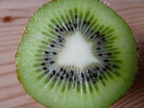 kiwi cut fruit