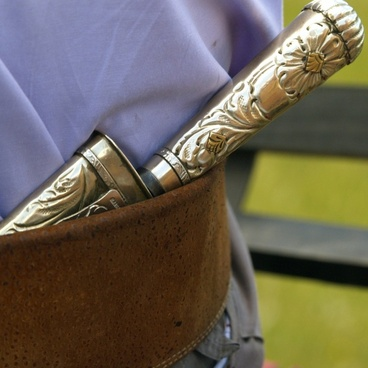 knife belt gaucho