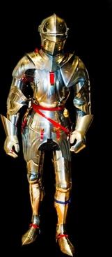 knight armor armored