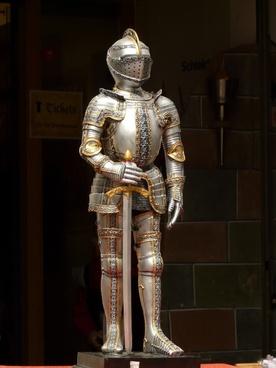 knight armor ritterruestung