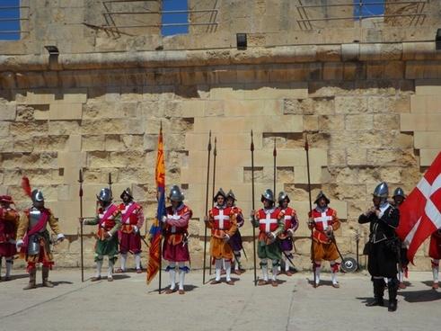 knight defense malta