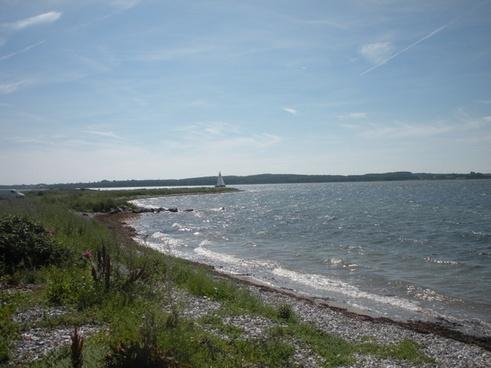 knudshoved peninsula cape