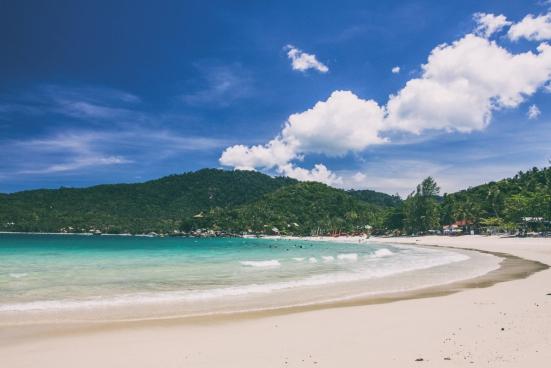 ko phangan thailand