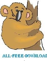 Koala Goofy