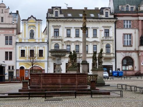 kolin czech republic buildings