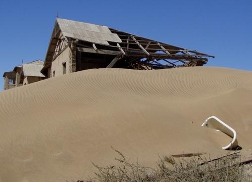 kolmanskoppe namibia ghost town
