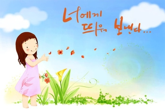 korean children illustrator psd 38