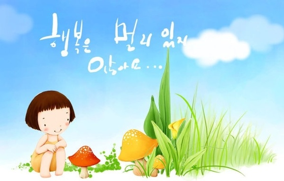 korean children illustrator psd 47
