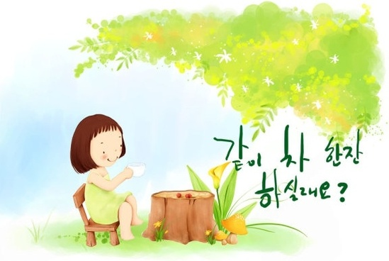 korean children illustrator psd 51