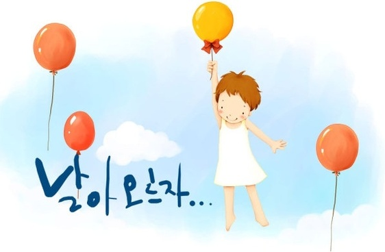 korean children illustrator psd 63