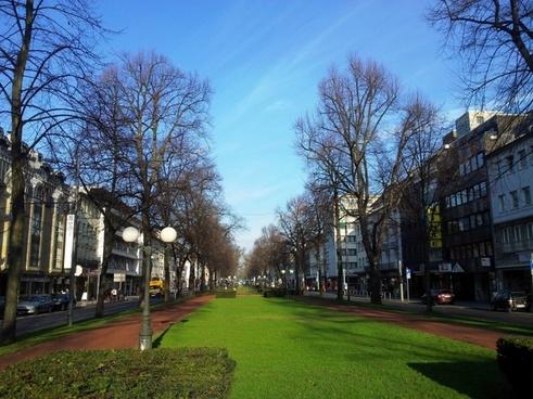 krefeld germany streets