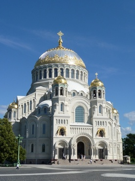 kronshtadt summer cathedral