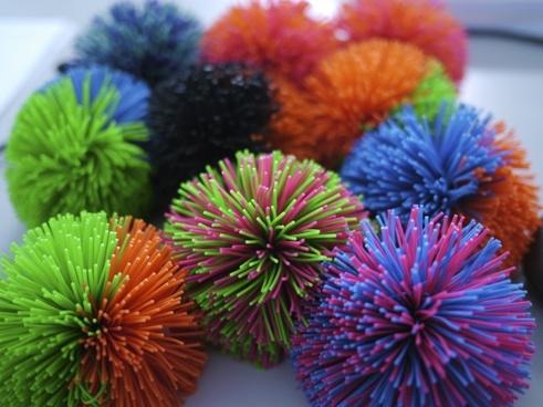 kush ball colorful