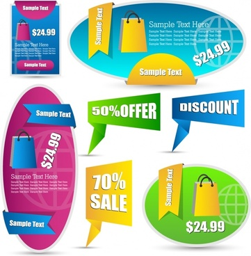 label notes vector