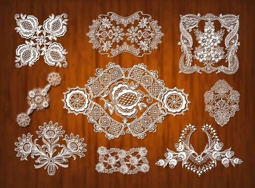lace pattern psd 1