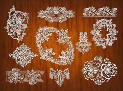 lace pattern psd 5