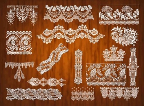 lace pattern psd 6