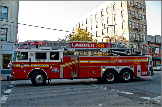 ladder company 38 bronx new york joe spor