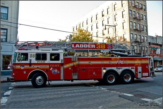 ladder company 38 bronx new york joe spor