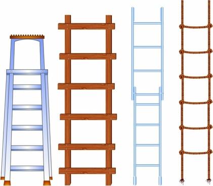 Ladders stepladder