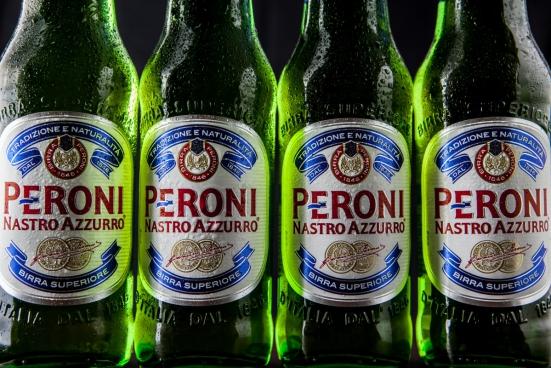 lager bottles