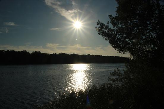 lake magelungen stockholm