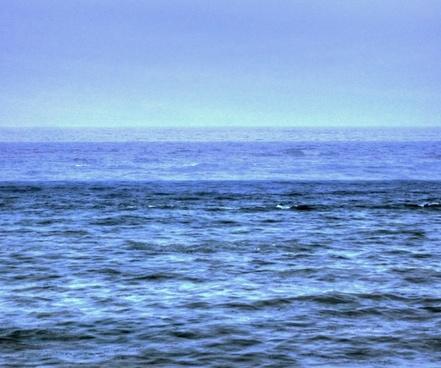 lake michigan in winter at whitefish dunes state park wisconsin