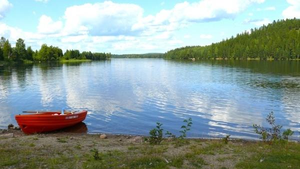 lake saxen sweden water