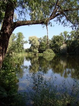 lake silence pokoj