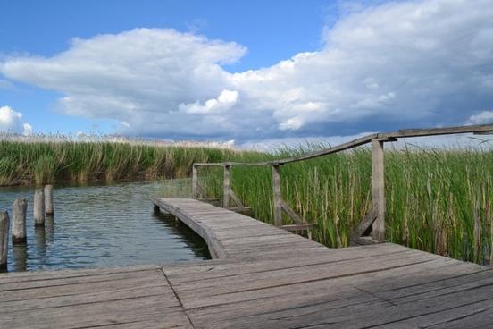 lake tisza nature trail and