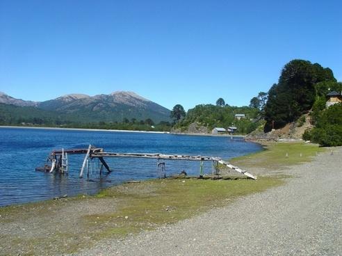 lake water shoreline