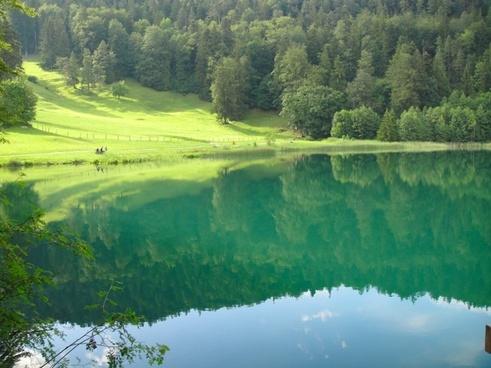 lake water summer