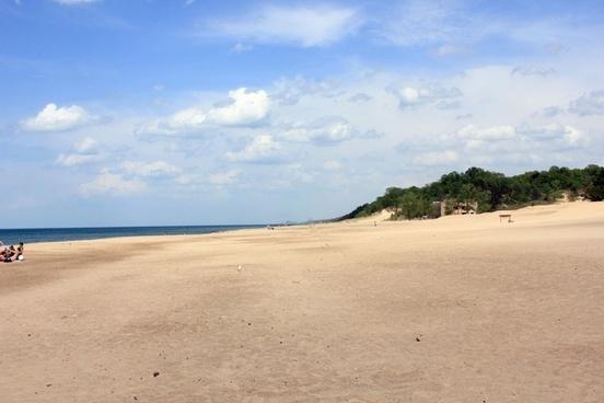 lakeshore at indiana dunes national lakeshore indiana