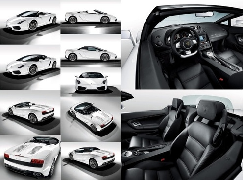 lamborghini gallardo highdefinition picture