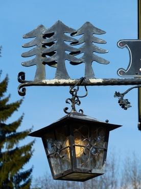 lamp lighting lantern