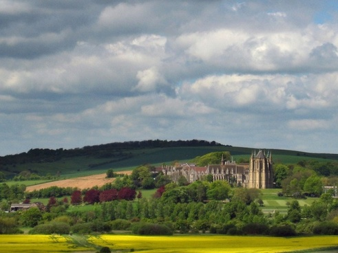 lancing college and chapel