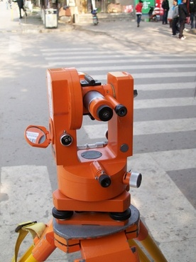 land surveyor039s equipment
