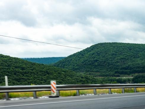 landscape off highway