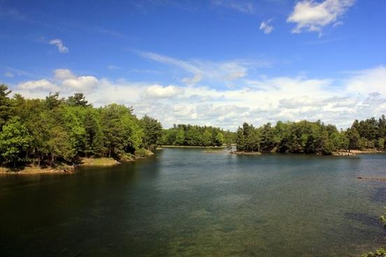 landscape scenery water