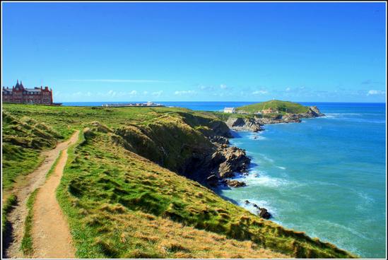 landscape to seascape
