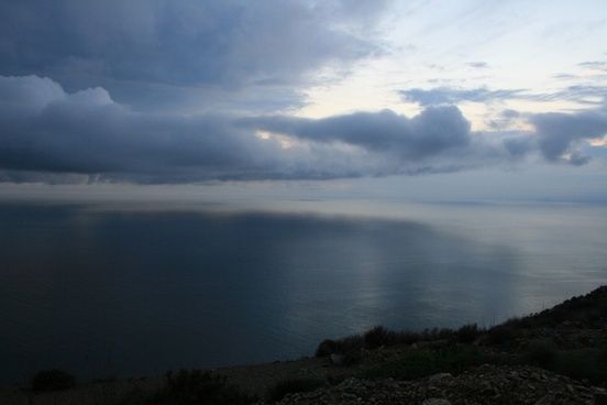 landscapes sea mediterranean