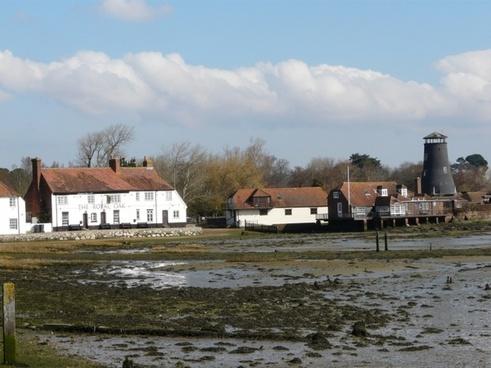 langstone hamshire harbour