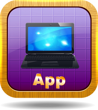 laptop app icons