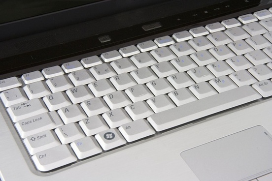 laptop computer keyboard