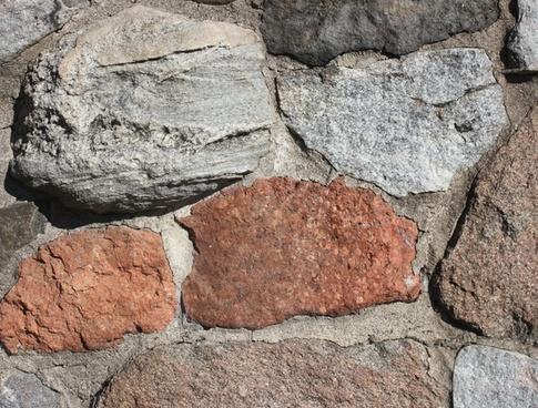 large rock wall
