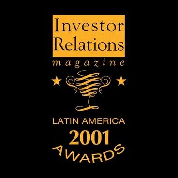 latin america 2001 awards