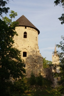 latvia cesis livonian order castle